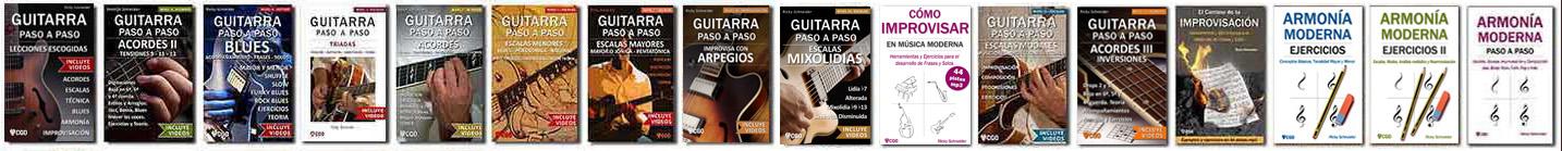 libros de guitarra paso a paso ebooks