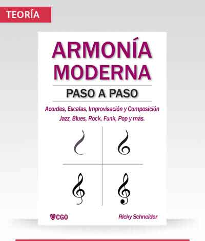 Armonia musical - Comprender la música moderna - Jazz, Blues, Rock...