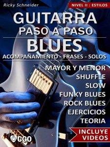 Blues | Libro y videos: Aprende a tocar Blues con la guitarra