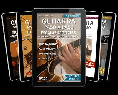 ebooks de guitarra