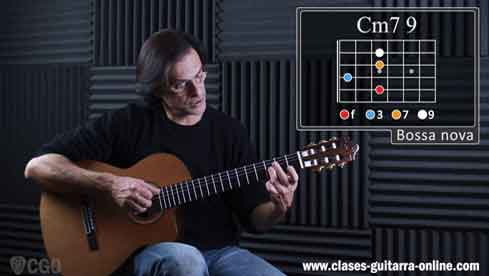 Ritmo De Bossa Nova 2 3 Video En Guitarra Tensiones 9