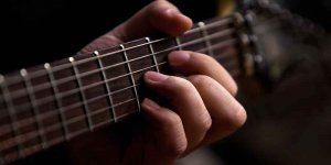 Acordes de guitarra I, Encuéntralos a partir de la escala mayor