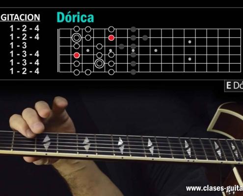 Escala-Dorica