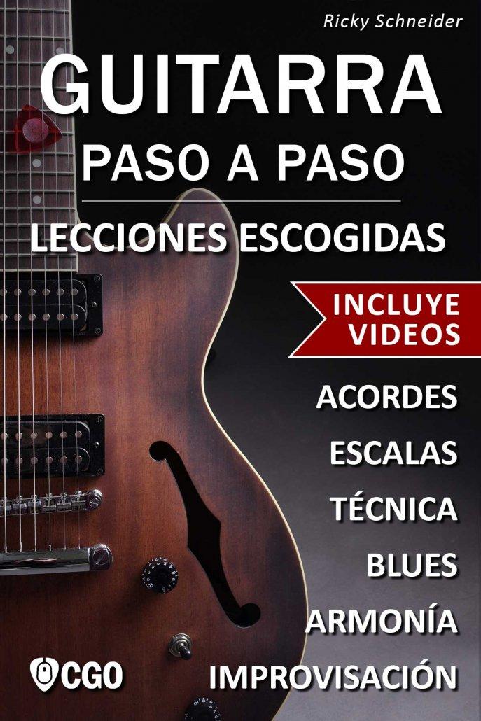 Guitarra Paso a Paso Lecciones Escogidas