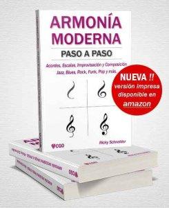 Libro armonia moderna