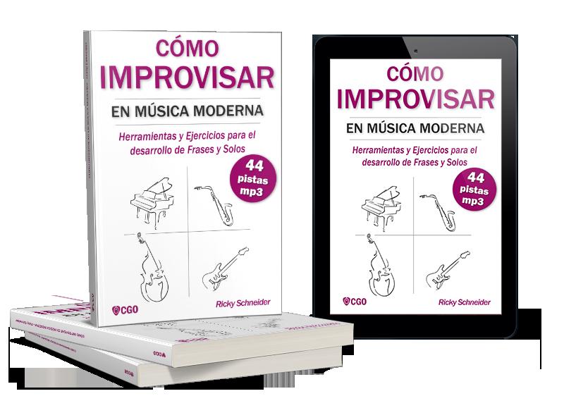 Libro de Improvisación Musical