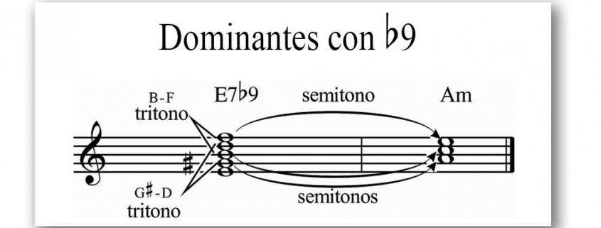 Dominante b9