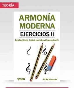 armonia moderna ejercicios 2