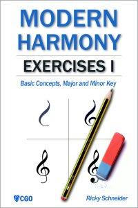 Modern harmony exercises
