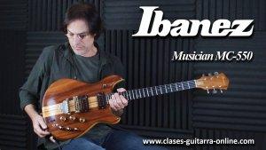 Guitarra Ibanez Musician MC550