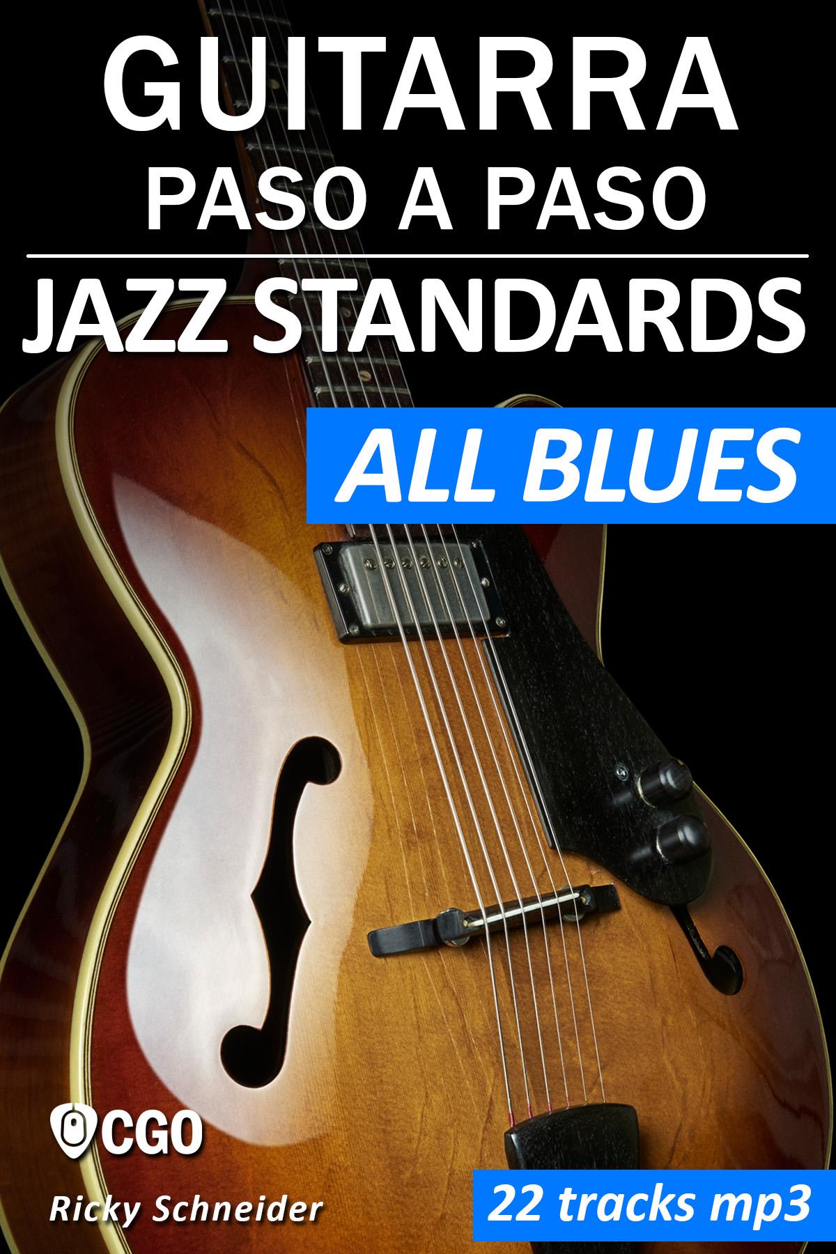 Jazz standards - all blues